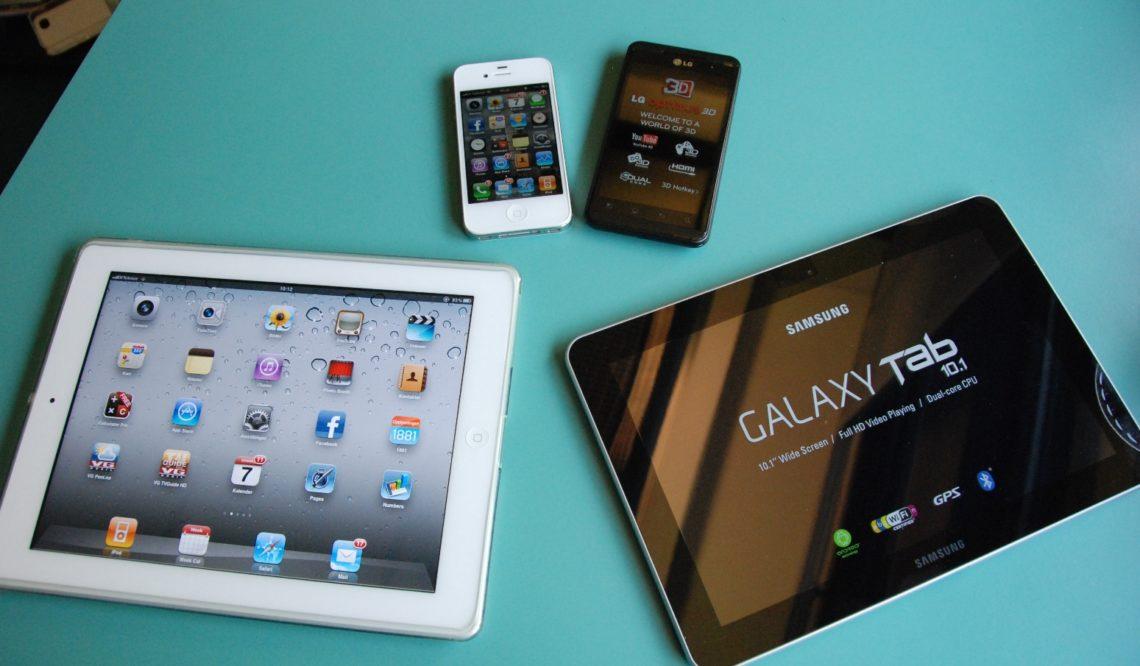Le e-commerce sur mobile