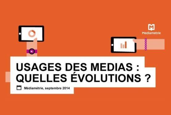 Usage des médias : quelles évolutions ?