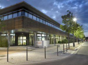 JDS Center vue extérieure : service de domiciliation à Lyon