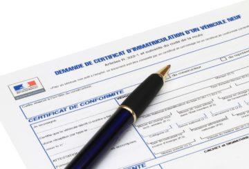 Immatriculation de voiture achetée à l'étranger : comment faire ?