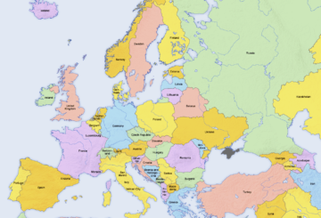 L'e-commerce en Europe