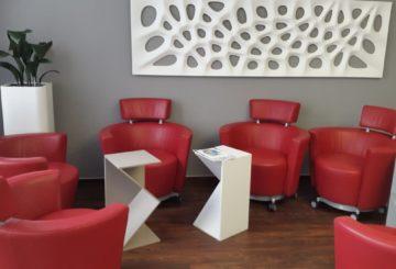 Aménager une salle d'attente agréable pour vos clients