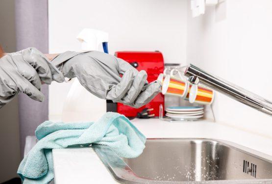 S'offrir les services d'une entreprise de nettoyage